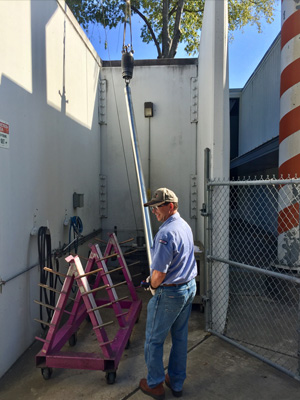 Wireline pressure housing tests and re-certification