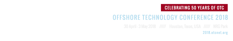 2018 Offshore Technology Conference